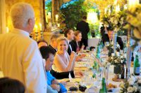 Special events organizer in Tuscany